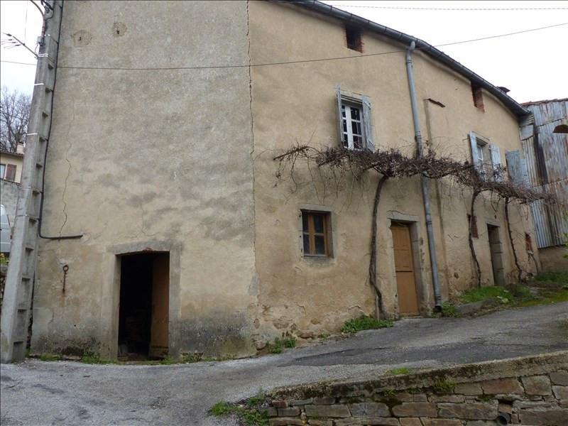 Vente maison / villa Proche mazamet 45000€ - Photo 1