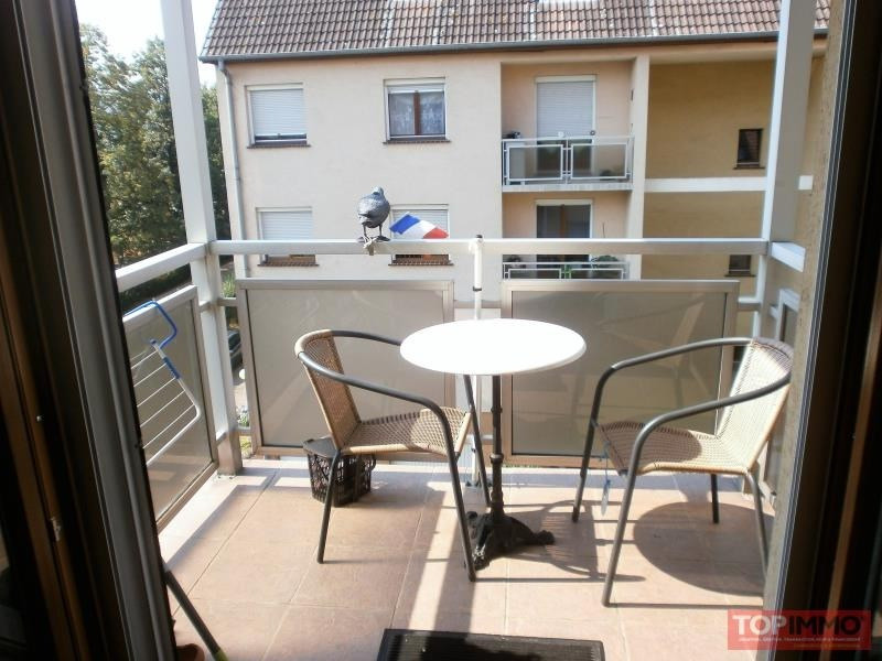 Sale apartment Colmar 119 900€ - Picture 1