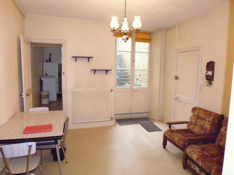 Vente appartement Poitiers 49900€ -  2