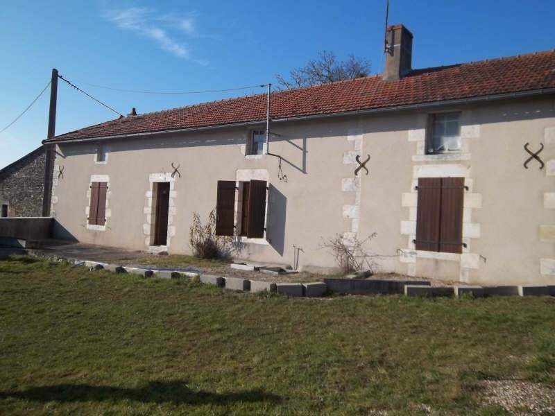 Vente maison / villa Secteur chauvigny 141000€ - Photo 1