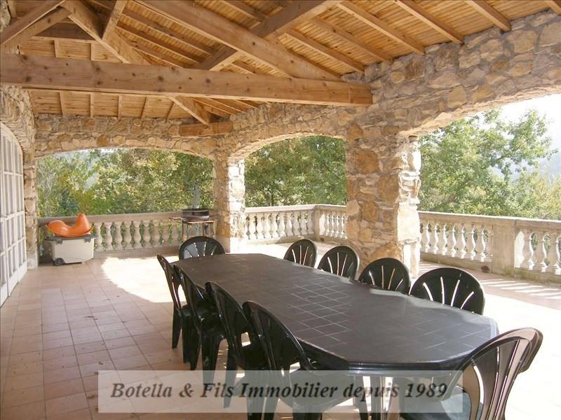 Immobile residenziali di prestigio casa Barjac 630000€ - Fotografia 13