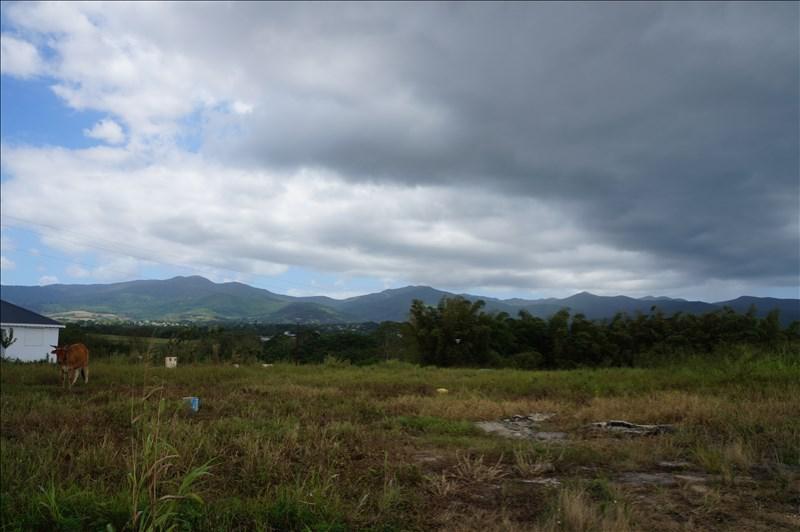 Vente terrain Lamentin 95000€ - Photo 1