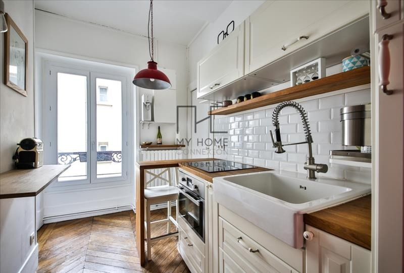 Sale apartment Paris 8ème 432 000€ - Picture 4