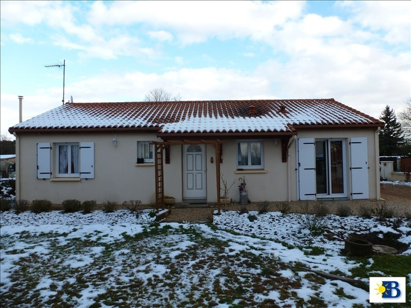 Vente maison / villa Orches 121900€ - Photo 1