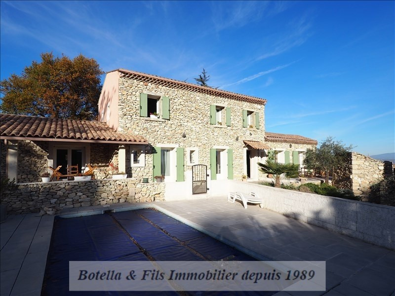 Deluxe sale house / villa St just d ardeche 780 000€ - Picture 16