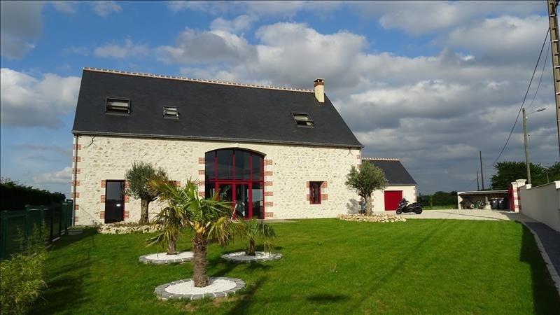 Vente de prestige maison / villa Montlouis sur loire 589000€ - Photo 1