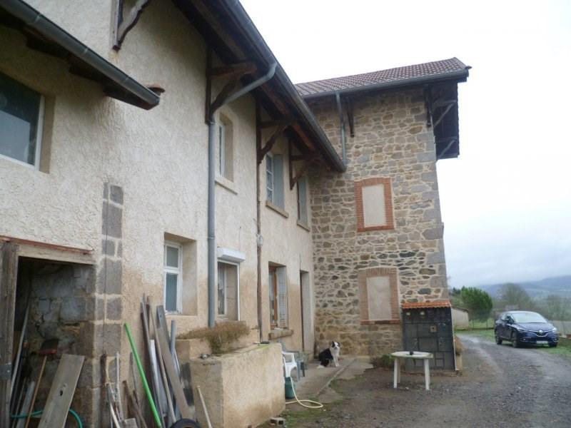 Vente maison / villa Ste foy l argentiere 500000€ - Photo 9
