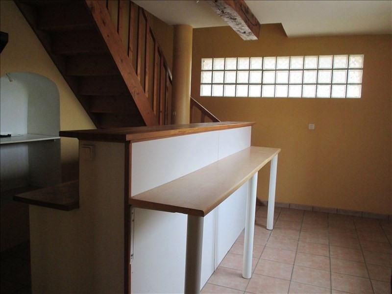 Location maison / villa St julien en st alban 680€ CC - Photo 4