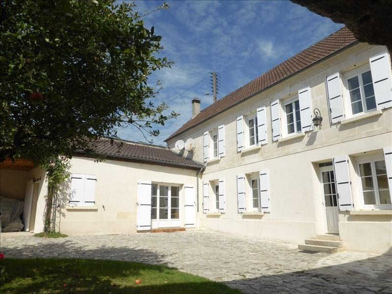 Vente maison / villa Crepy en valois 550000€ - Photo 1