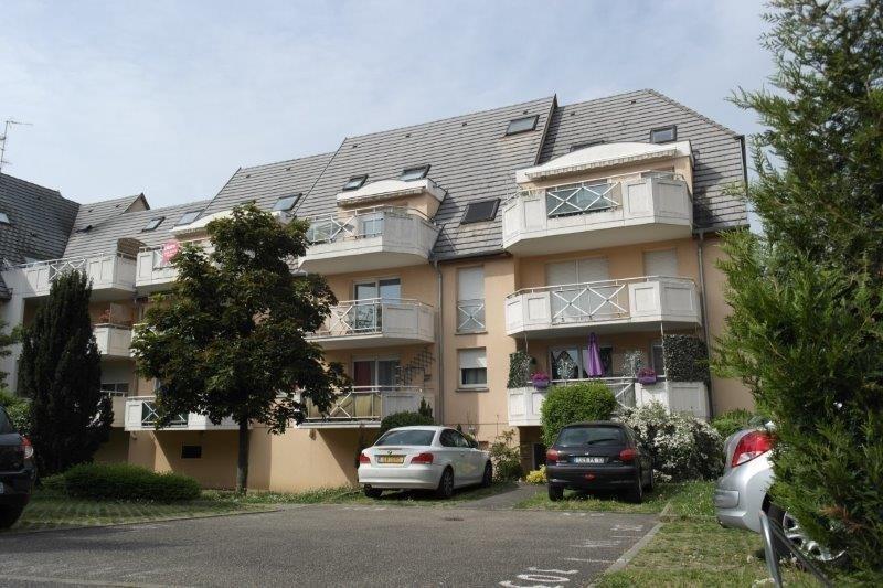 Location appartement Strasbourg 750€ CC - Photo 12