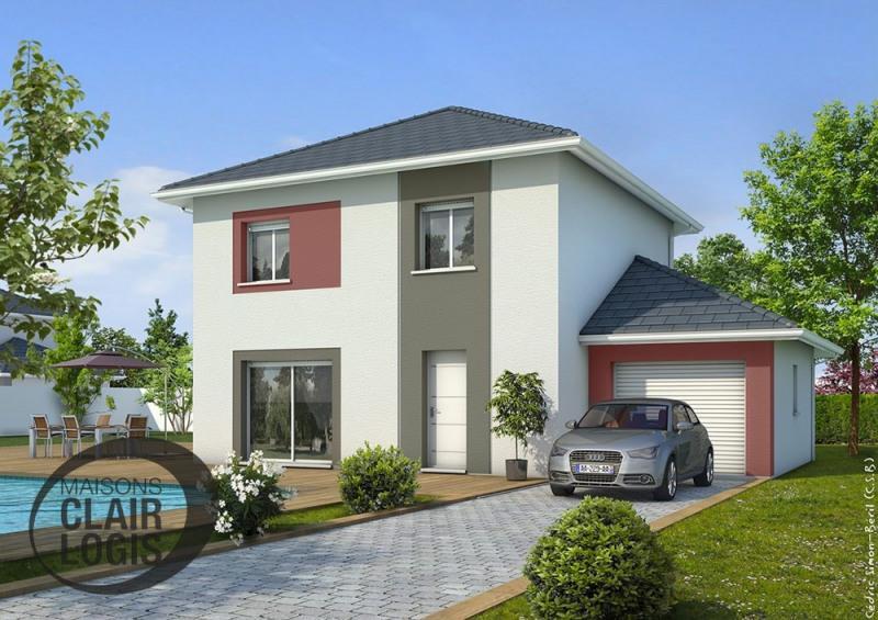 Maison  5 pièces + Terrain 553 m² Saint-Félix par MAISONS CLAIR LOGIS ANNECY