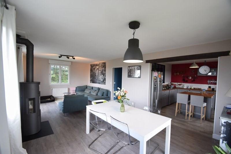 Vente maison / villa Conde sur vire 203500€ - Photo 2