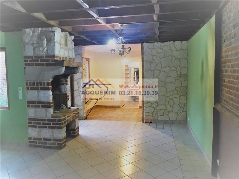 Vente maison / villa Carvin 132000€ - Photo 5