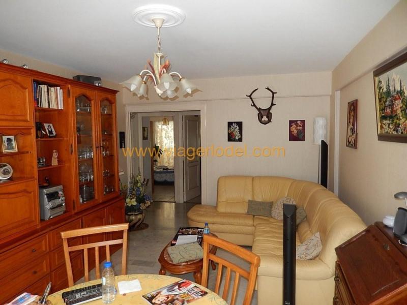 Vendita nell' vitalizio di vita appartamento Menton 52500€ - Fotografia 1