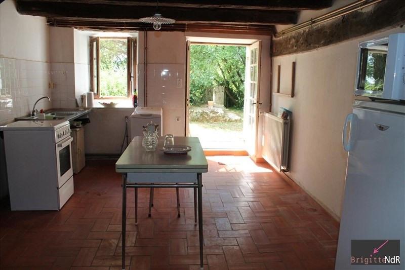 Vente de prestige maison / villa Cherval 248240€ - Photo 5