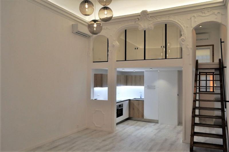 Revenda apartamento Nice 430000€ - Fotografia 5