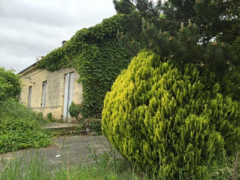 Vente maison / villa St andre de cubzac 128000€ - Photo 1