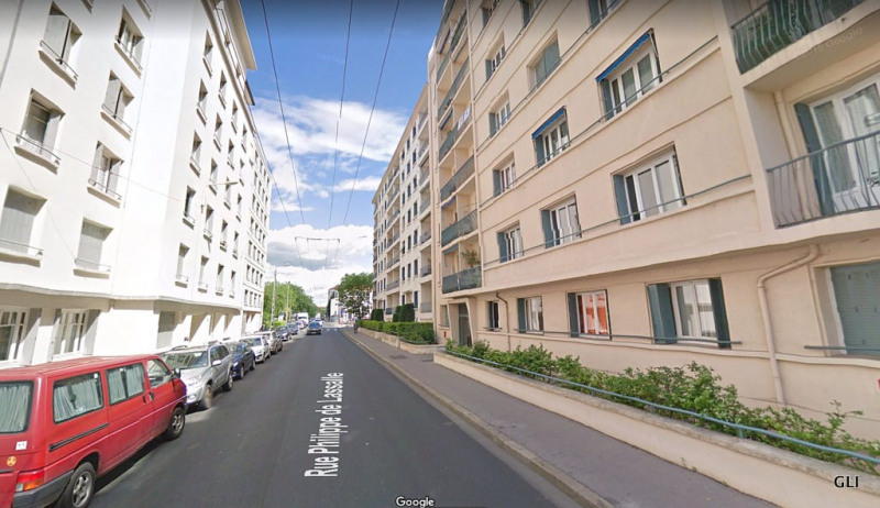 Rental apartment Lyon 4ème 515€ CC - Picture 3