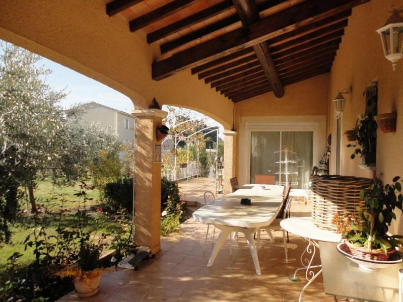 Vente maison / villa Althen des paluds 410000€ - Photo 11