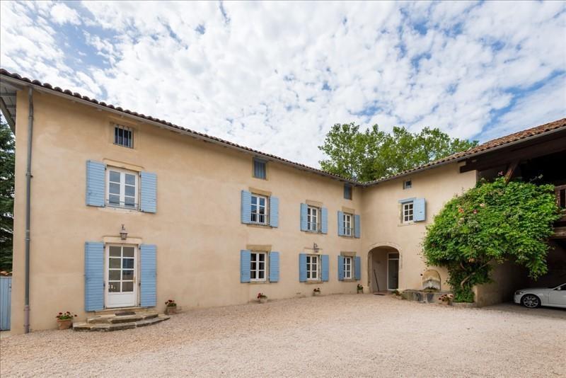 Verkauf von luxusobjekt haus Vienne 990000€ - Fotografie 2