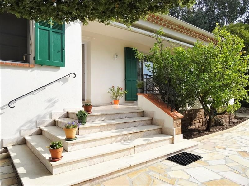 Vente de prestige maison / villa St raphael 590000€ - Photo 1