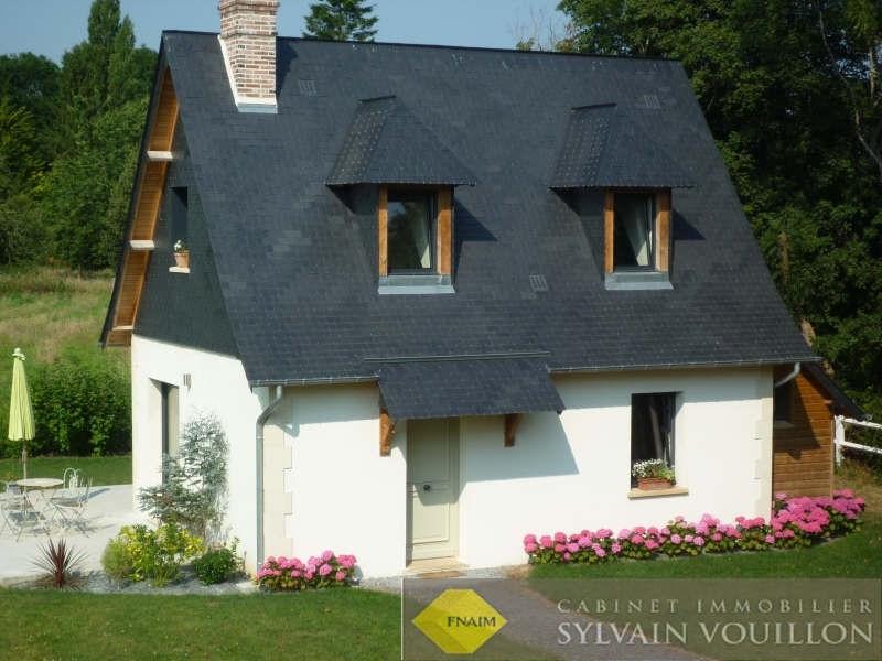 Revenda residencial de prestígio casa Deauville 1490000€ - Fotografia 2