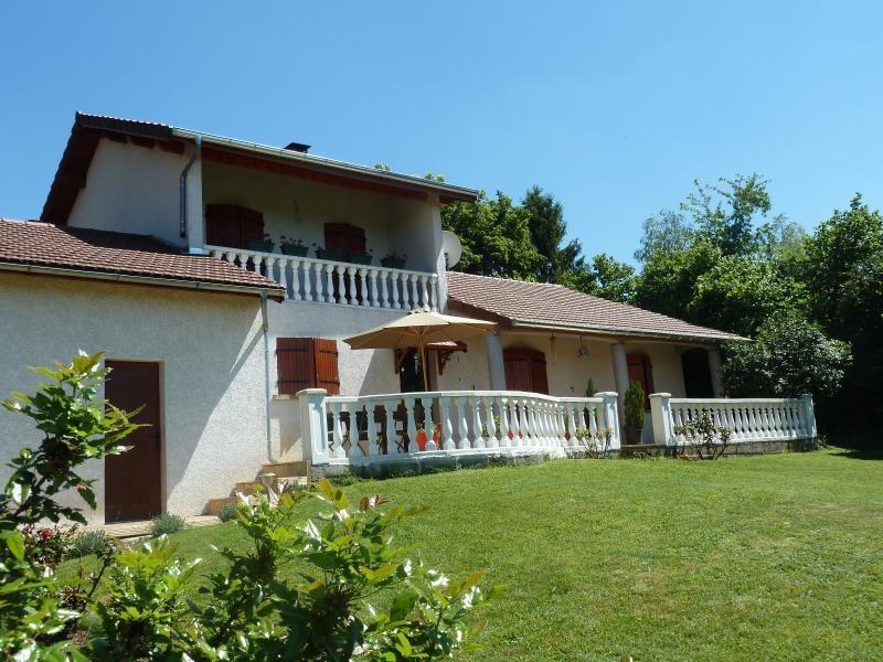 Sale house / villa Chevillard 269000€ - Picture 1
