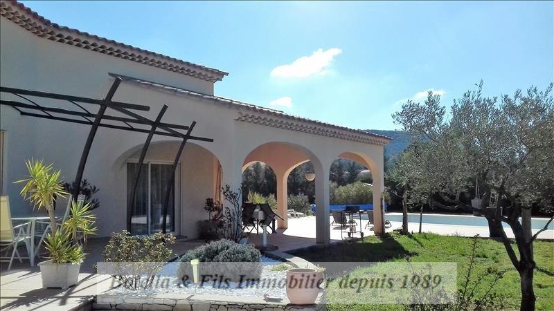 Vente maison / villa Bagnols sur ceze 525000€ - Photo 6