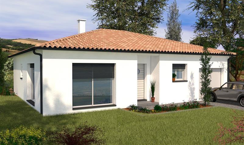 Maison  4 pièces + Terrain 545 m² Villenouvelle par LES BASTIDES LAURAGAISES