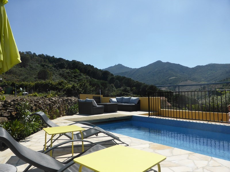 Location vacances maison / villa Collioure 1 396€ - Photo 1