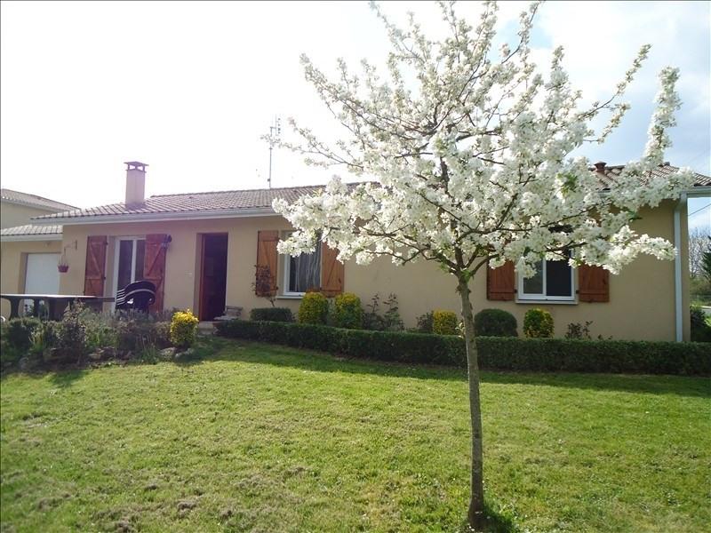 Sale house / villa Langon 187000€ - Picture 1