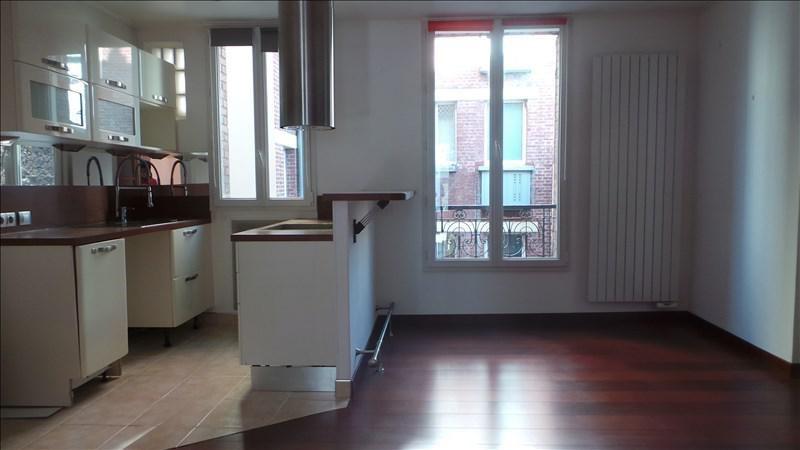 Rental apartment Asnieres sur seine 1230€ CC - Picture 2