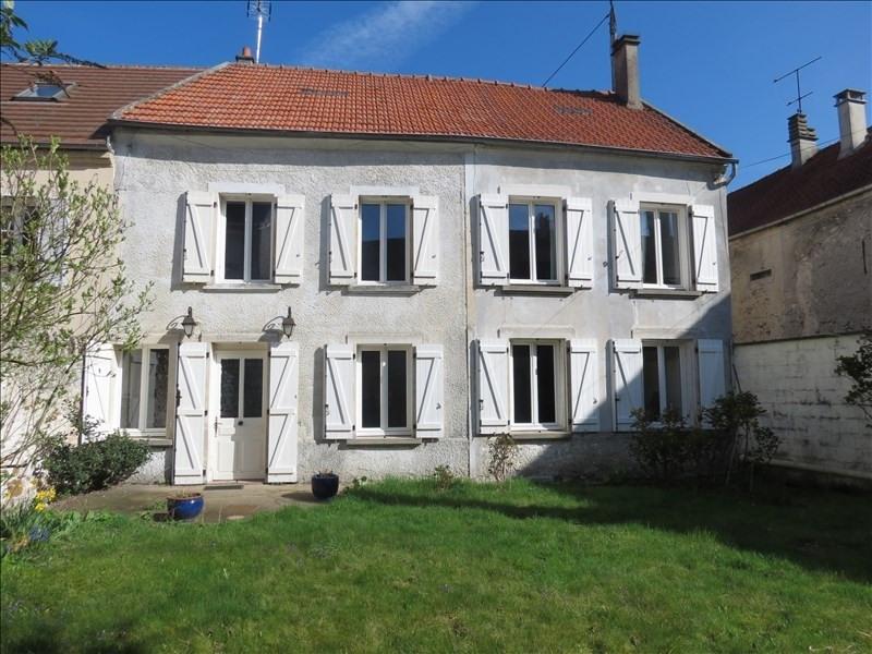 Vente maison / villa Chauvry 323000€ - Photo 1