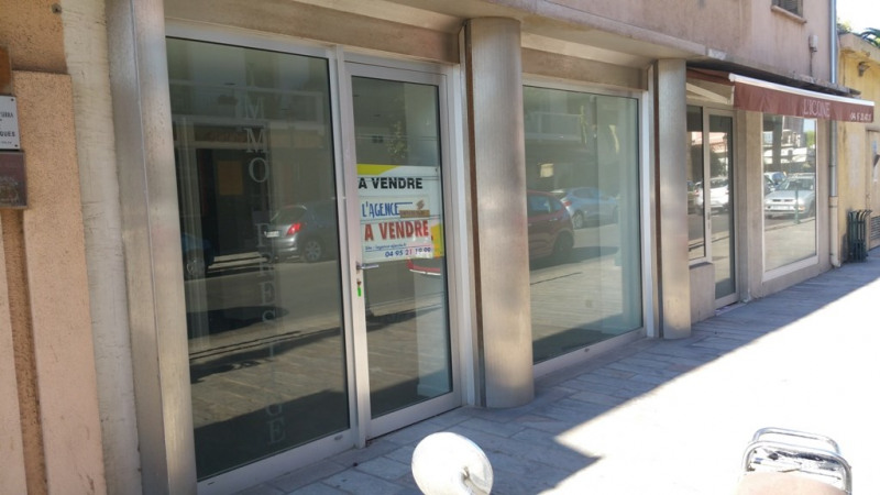Vente bureau Ajaccio 170 000€ - Photo 1