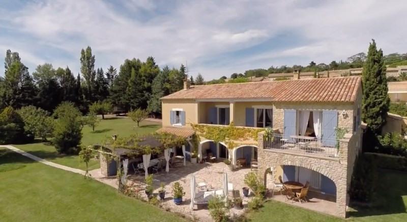 Vente de prestige maison / villa Uzes 1150000€ - Photo 2