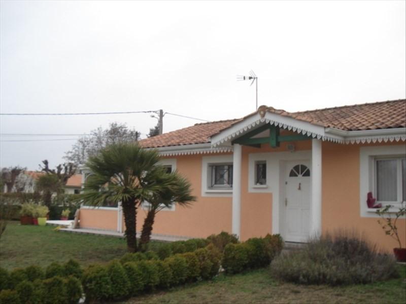 Vente maison / villa Castelnau de medoc 346500€ - Photo 1