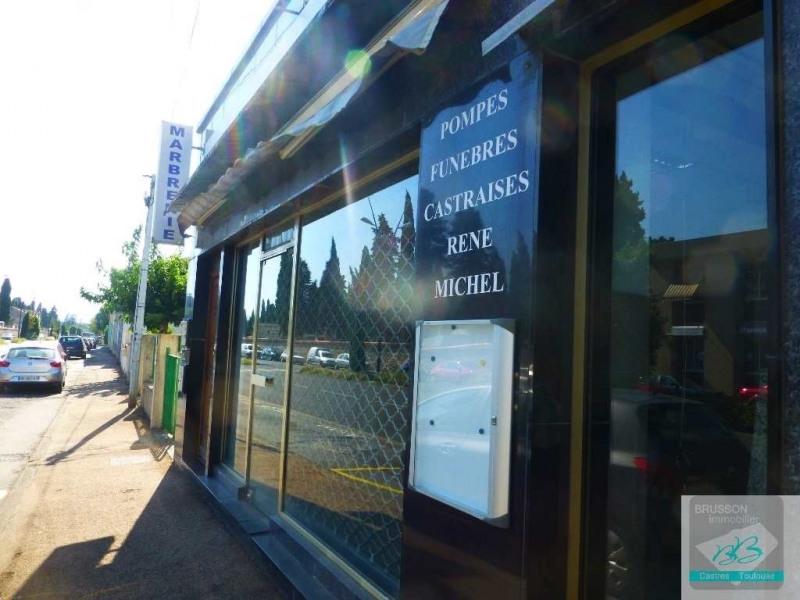 Rental office Castres 740€ CC - Picture 1