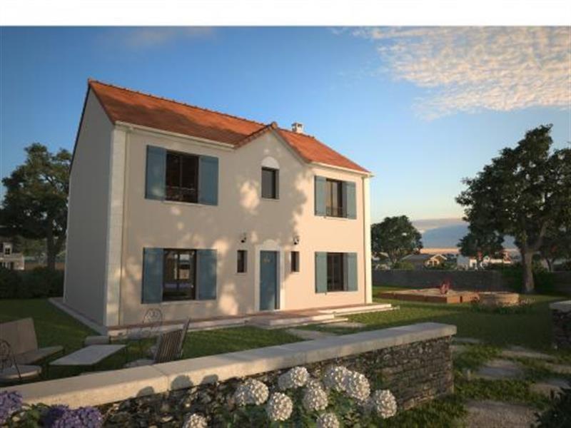 """Modèle de maison  """"Modèle de maison 7 pièces"""" à partir de 7 pièces Seine-et-Marne par MAISONS D'EN FRANCE - SEINE-ET-MARNE"""