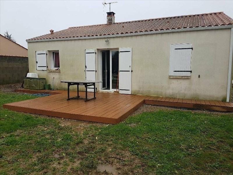 Vente maison / villa St hilaire la foret 140400€ - Photo 8