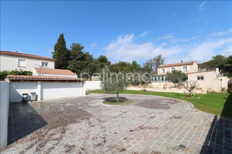 Vente de prestige maison / villa La barben 585 000€ - Photo 1