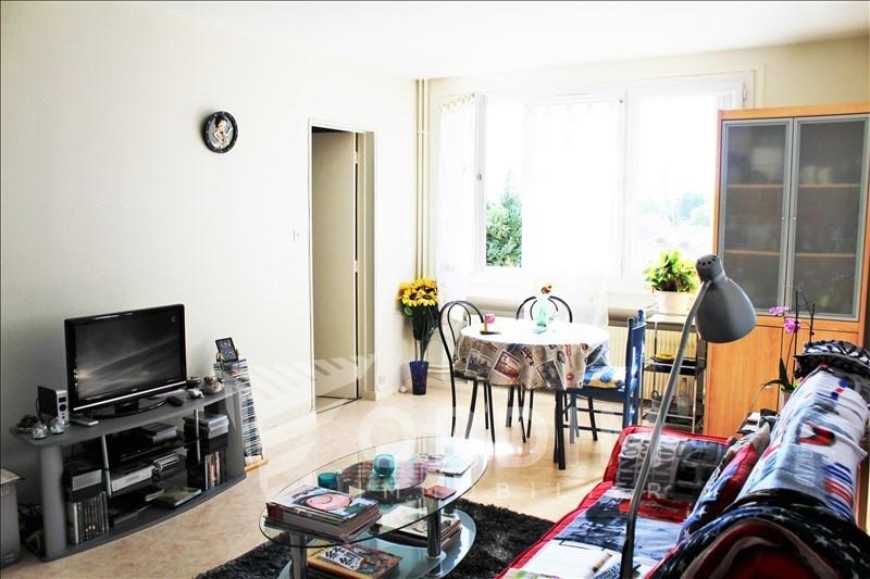 Rental apartment Auxerre 480€ CC - Picture 4
