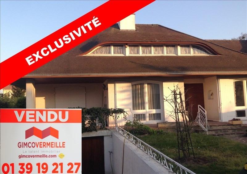 Vente maison / villa Conflans ste honorine 485000€ - Photo 1