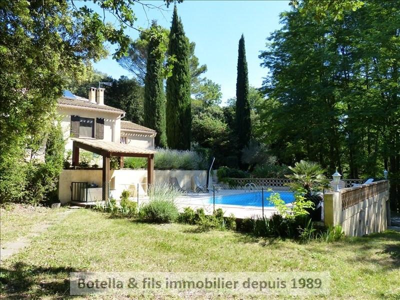 Vente maison / villa Goudargues 399900€ - Photo 9