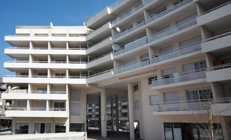 1 Room Apartment In Annemasse France