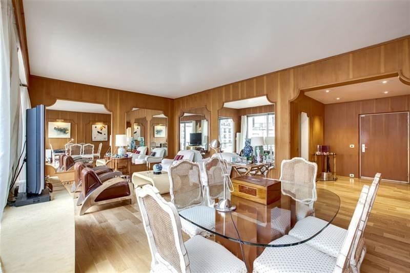 Deluxe sale apartment Paris 8ème 2620000€ - Picture 5