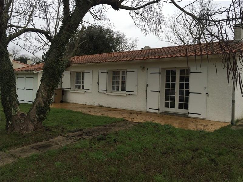 Vente maison / villa Longeville sur mer 176800€ - Photo 1