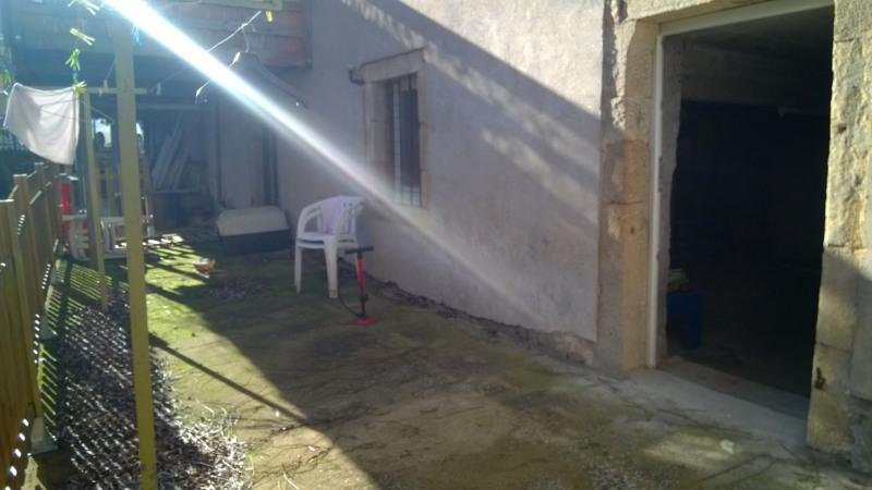 Vente maison / villa Malrevers 110000€ - Photo 7