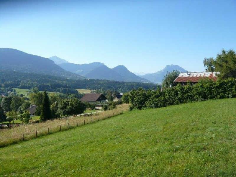 Vente terrain Coteaux semnoz 185000€ - Photo 1