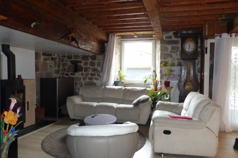 Sale house / villa St bonnet le froid 152800€ - Picture 1