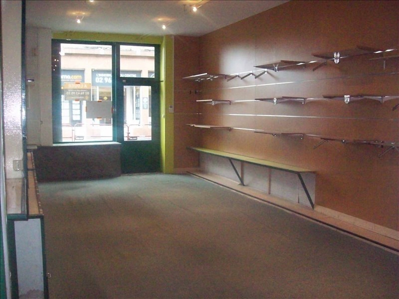 Location local commercial Guingamp 417€ HT/HC - Photo 3